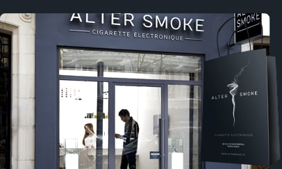Boutique Alter Smoke Paris 11 Bastille