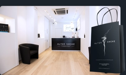Boutique Alter Smoke Bruxelles Fort-Jaco
