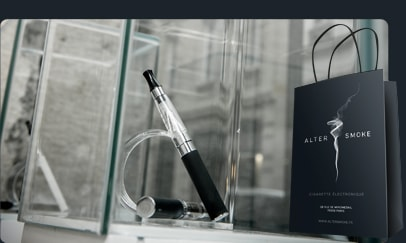 Boutique Alter Smoke Paris 5 Censier - Daubenton