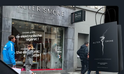 Boutique Alter Smoke Gand