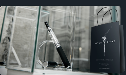Boutique Alter Smoke Issy-les-Moulineaux