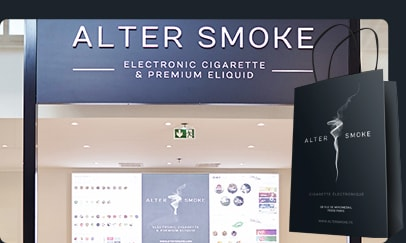 Boutique Alter Smoke Meaux
