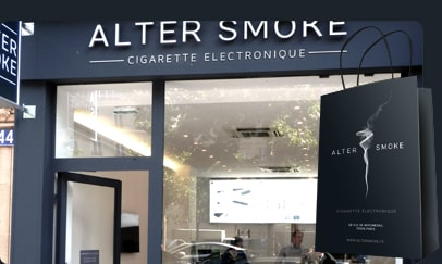 Boutique Alter Smoke Neuilly