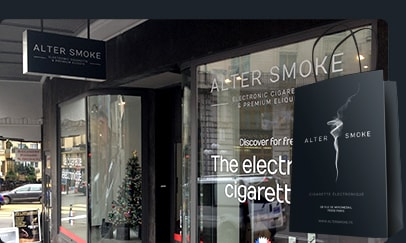 Boutique Alter Smoke Montreux