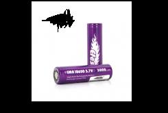 eFest Purple IMR 18650