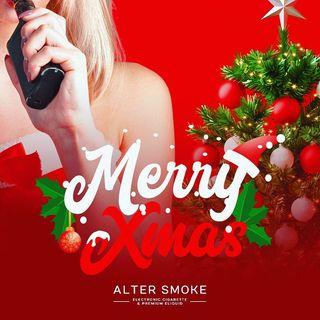 Toutes les équipes AlterSmoke vous souhaitent d'excellentes fêtes de fin d'année ainsi qu'un Joyeux Noël !!!  #xmas #christmas #altersmoke #eliquid #vape #vapestagram #vapelife #vapesociety #vaping #ecig #instavape