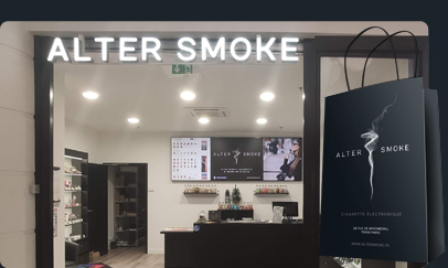 Boutique Alter Smoke Rennes